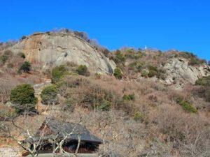 地質学講座「石老山と岩殿山」