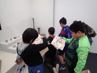 博物館 de クイズラリー @ 相模原市立博物館   相模原市   神奈川県   日本
