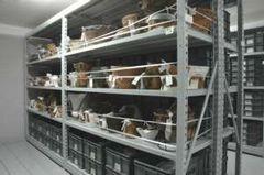 考古資料の収蔵状況
