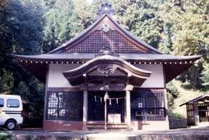 榛名神社(八王子市寺田町)